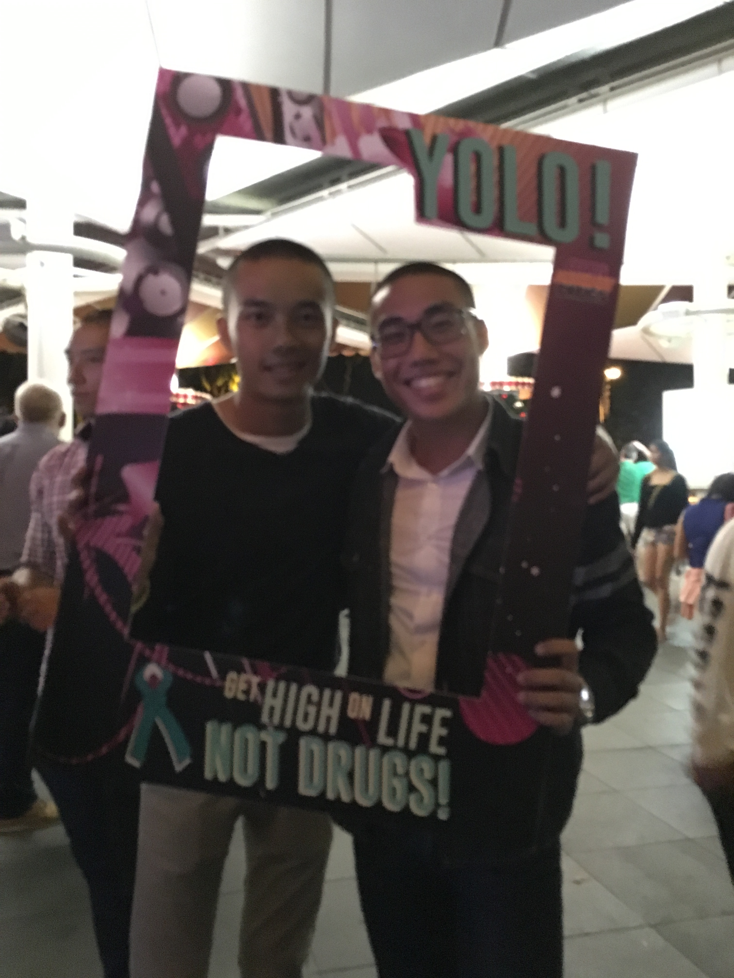 Clubs Against Drugs Campaign 2015